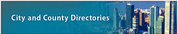 City and County Directories